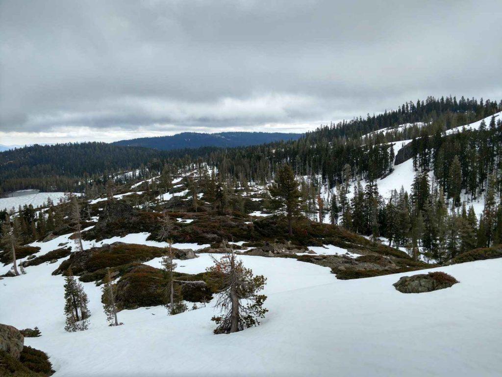 Hiking Northern Sierras