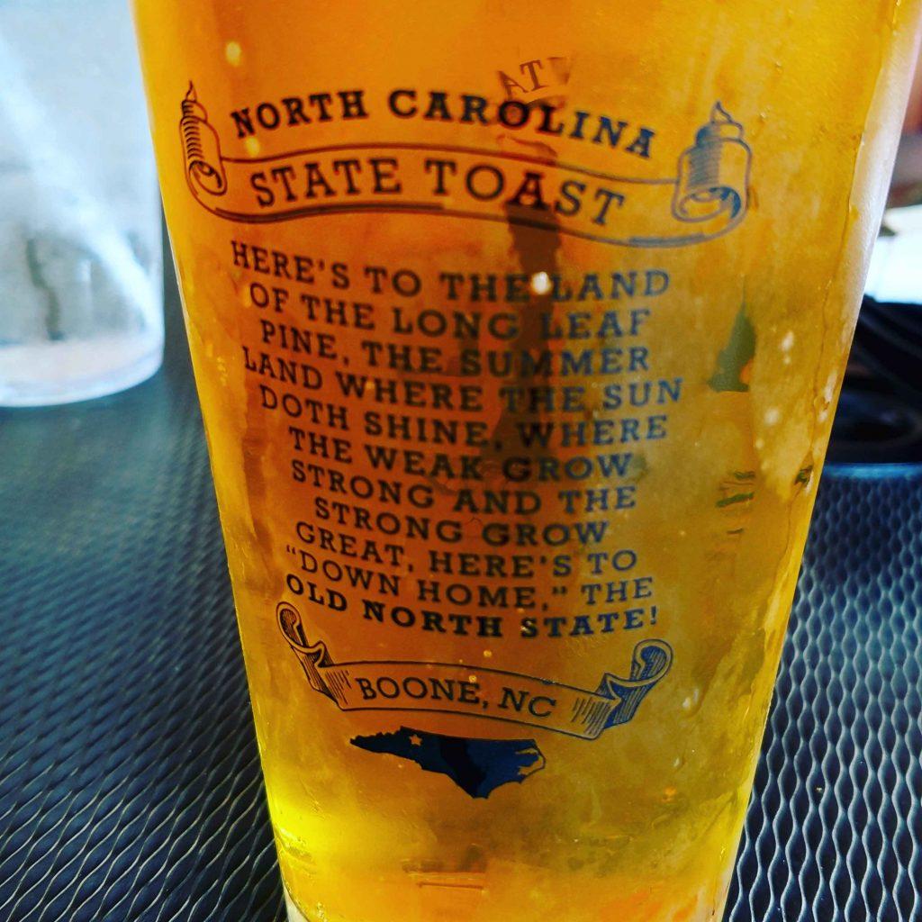 State Toast