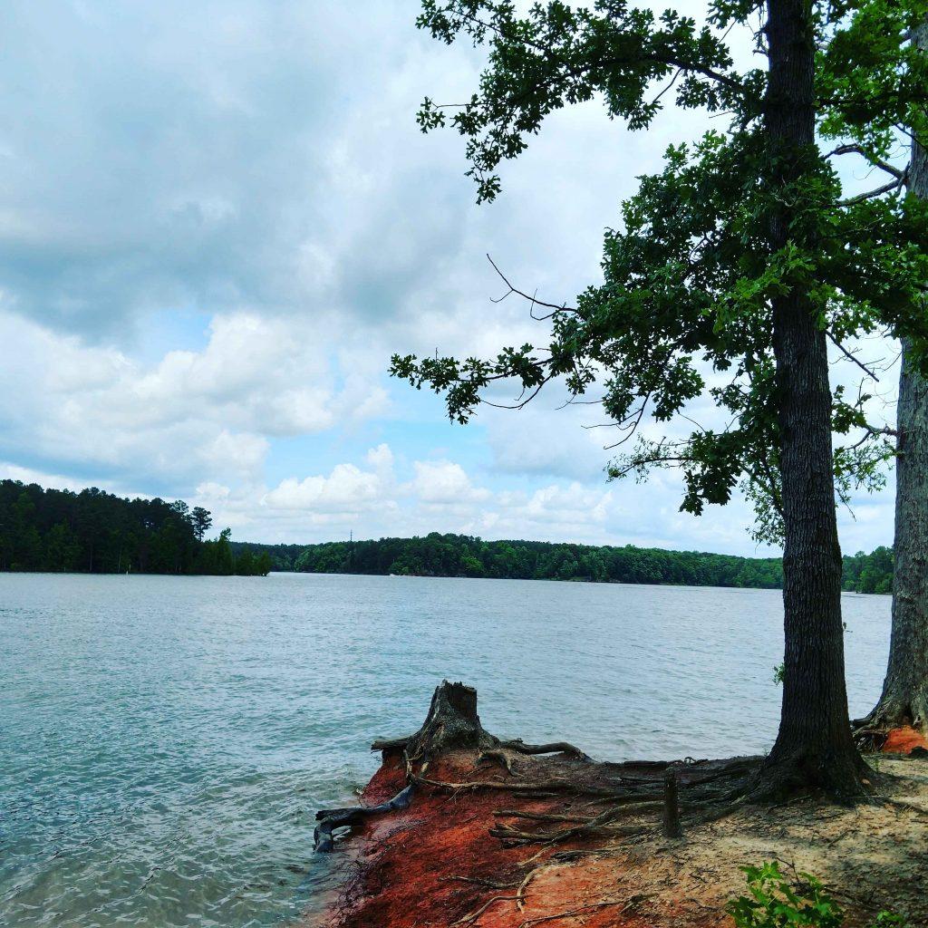 Falls Lake, Raleigh