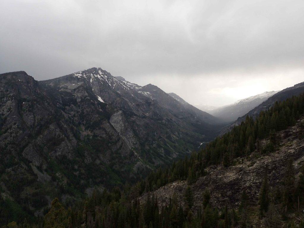 Alpine Thunderstorm Montana