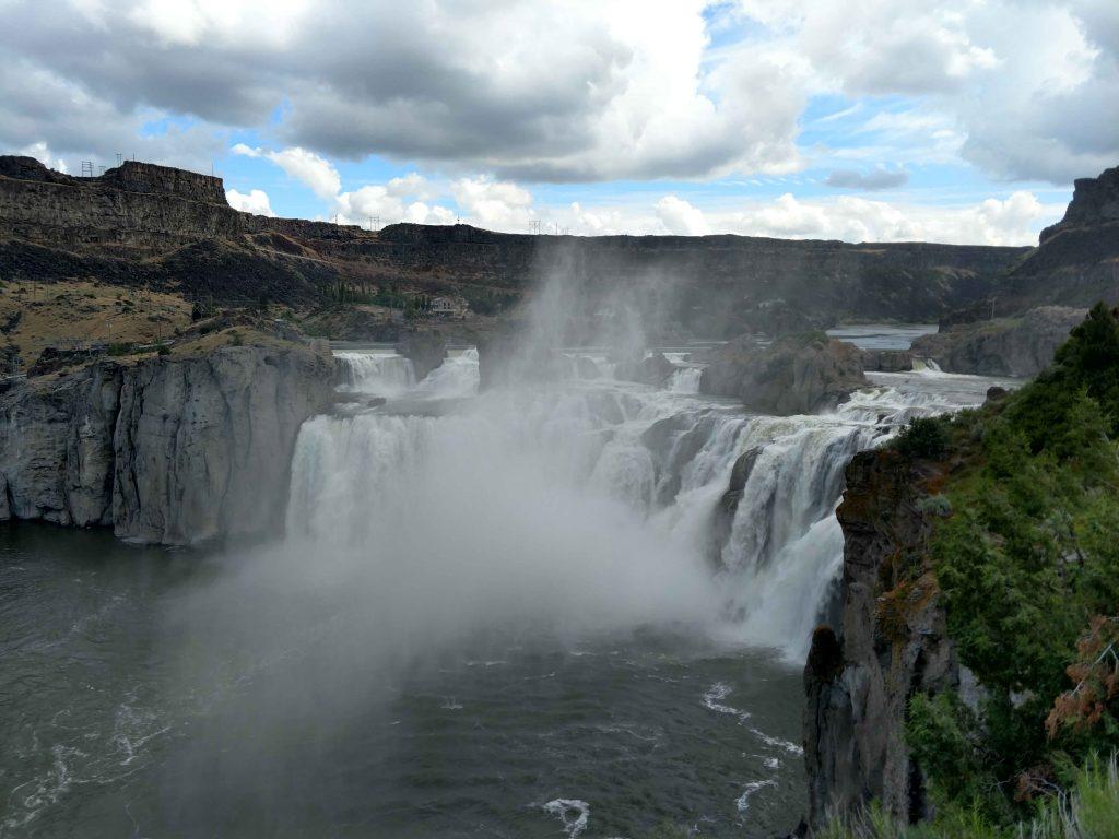 Shoshone Falls View