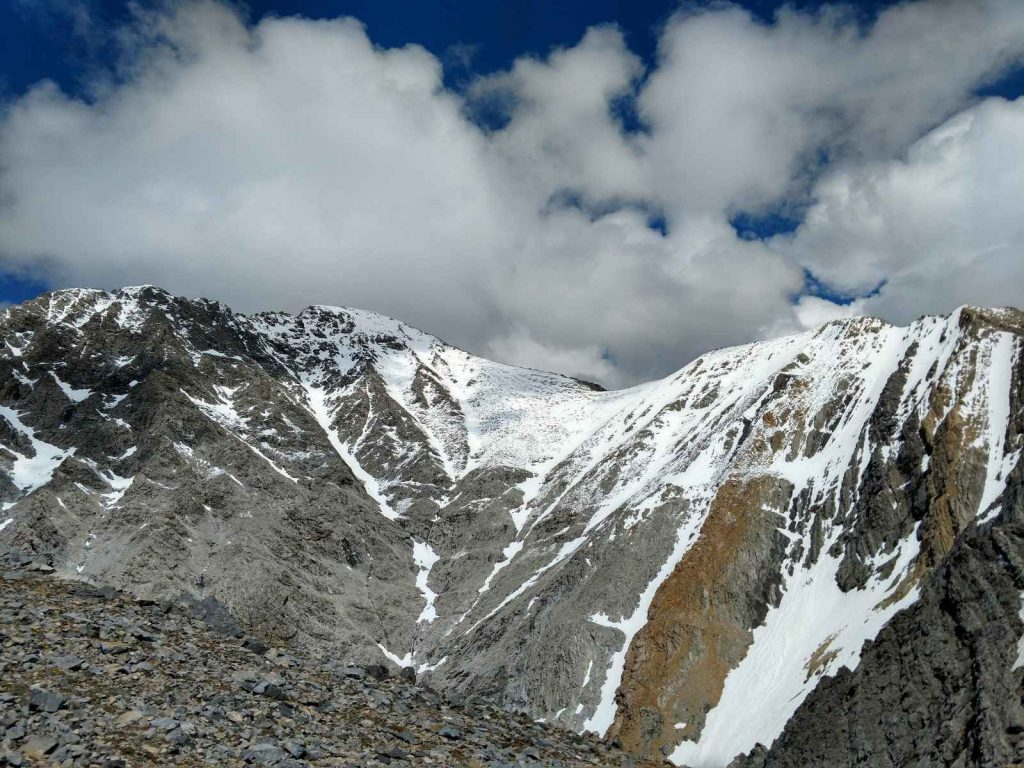 Mt Borah Sunny