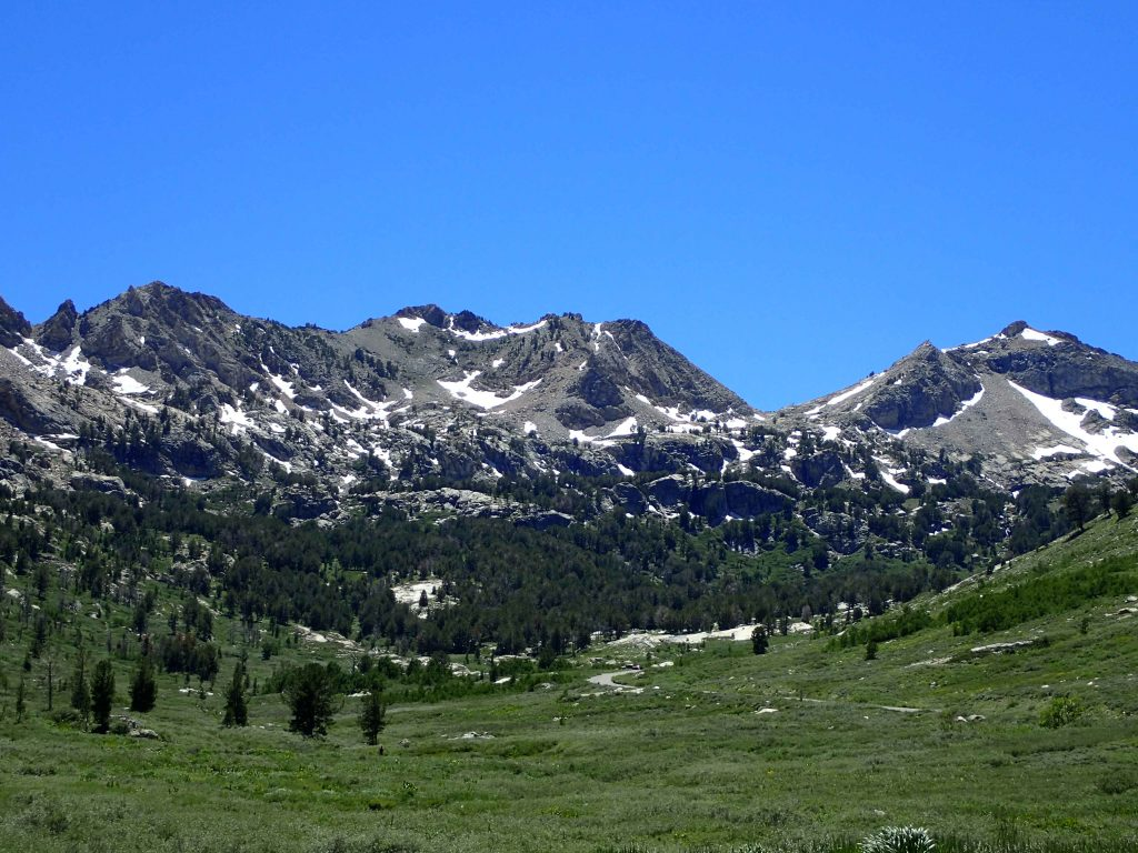 Lamoille Canyon Hike