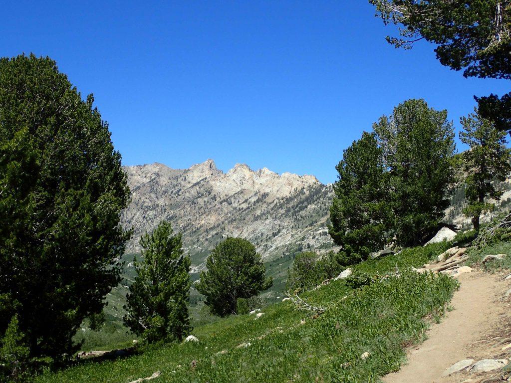 Lamoille Canyon Trail Dollar Lakes