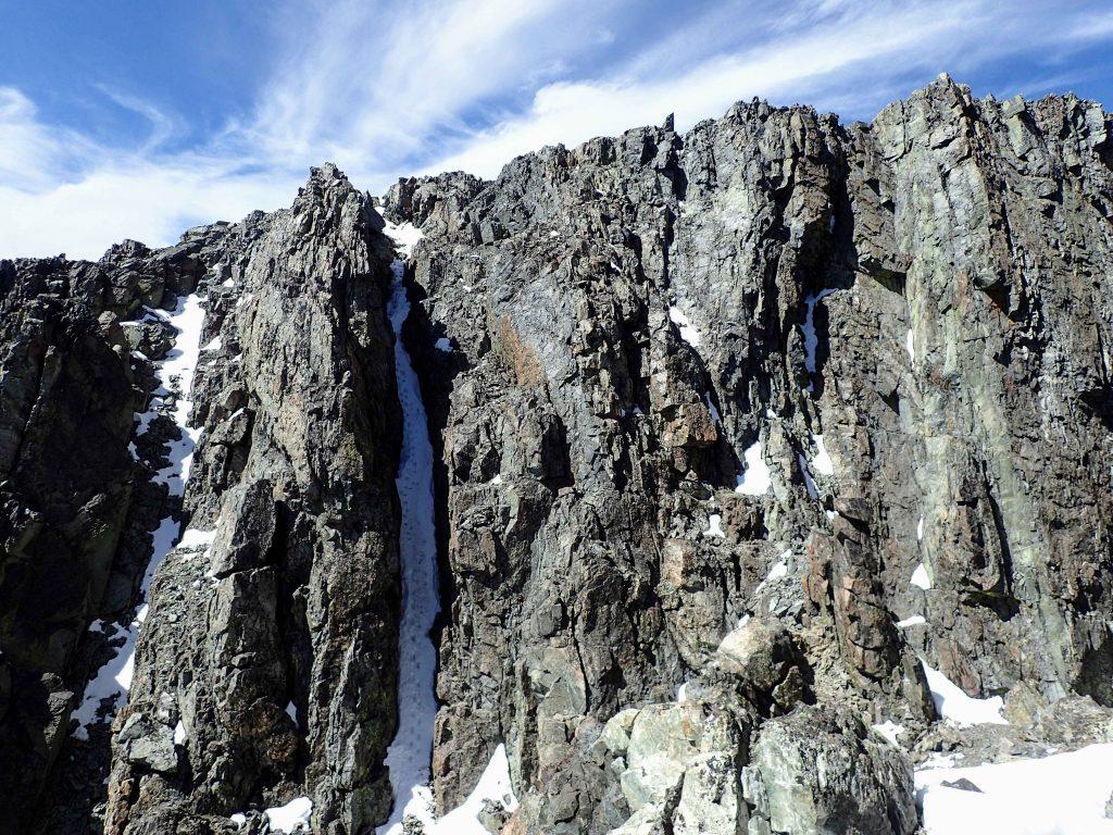 West Ridge False Peak