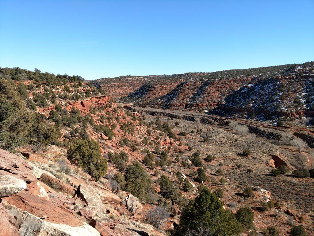 Dinosaur Tracks Utah