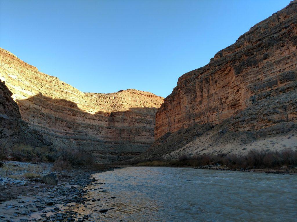 Honaker Trail San Juan River