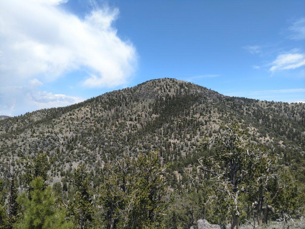 Hayford Peak