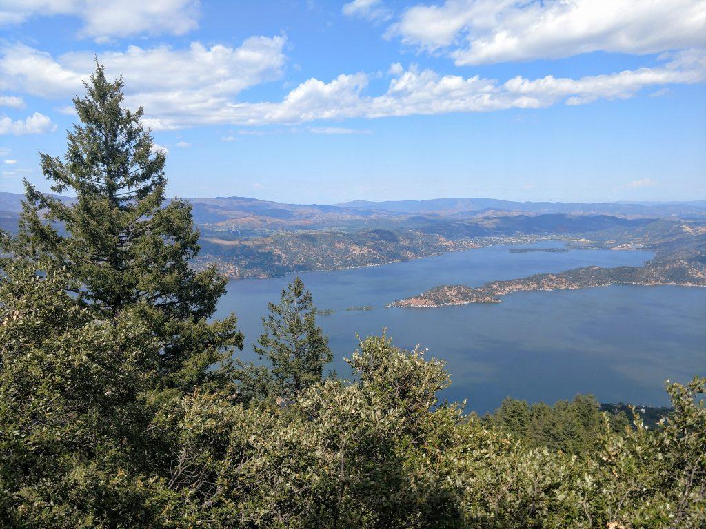 Mt Konocti Clear Lake