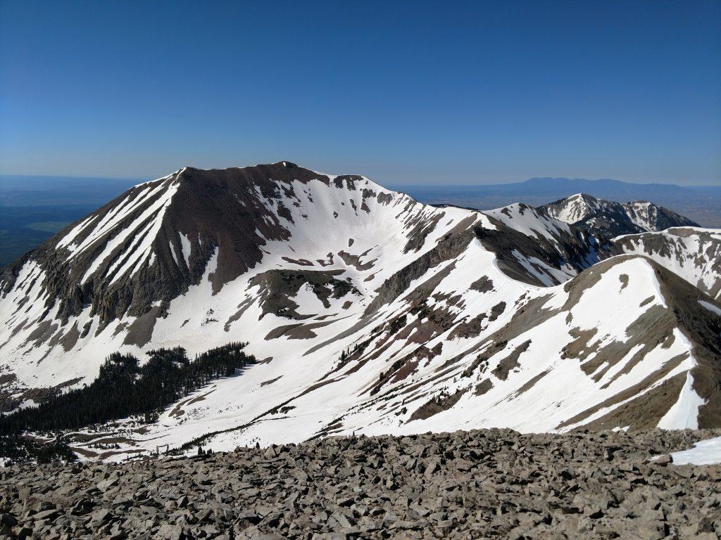 Mt Peale