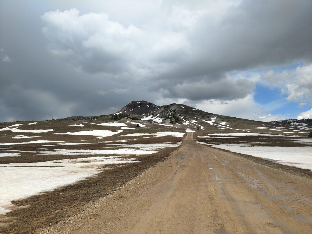 Road To Brian Head