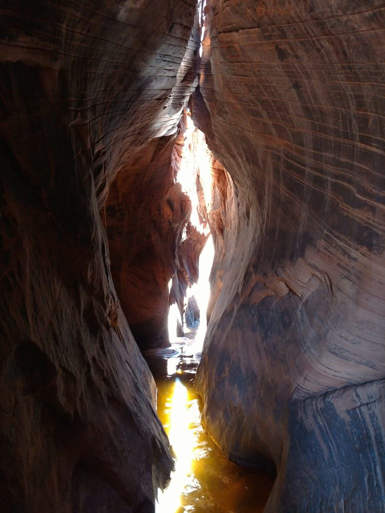 Tunnel Canyon 1