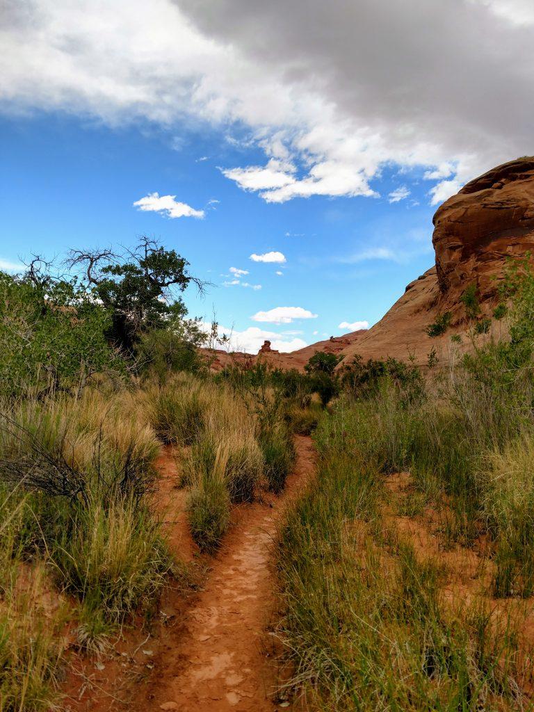 Approach Trail
