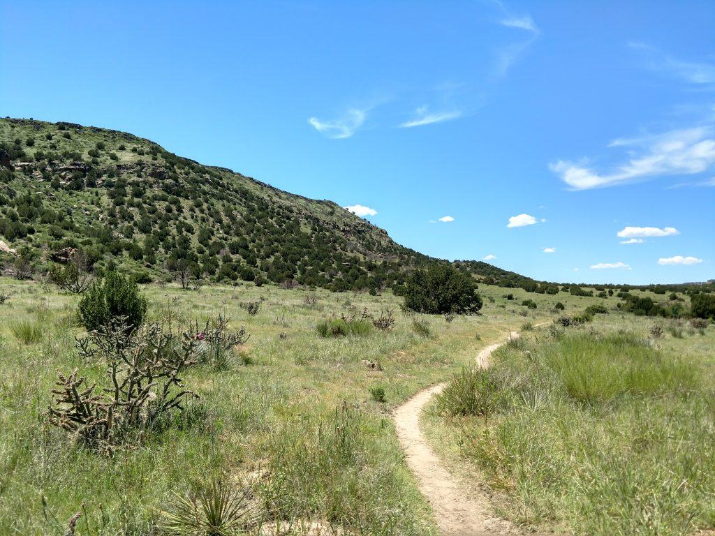Black Mesa Trail