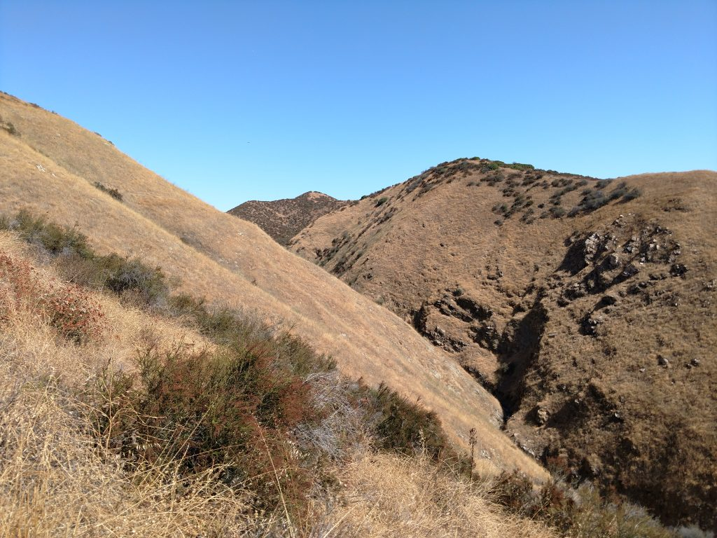 Crafton Hills Hike