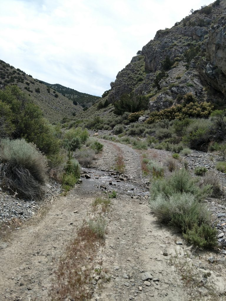 El Dorado Canyon Road
