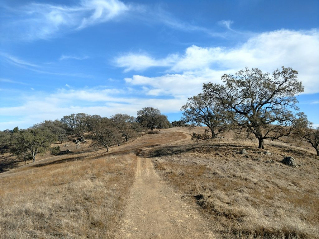 Morgan hill hiking