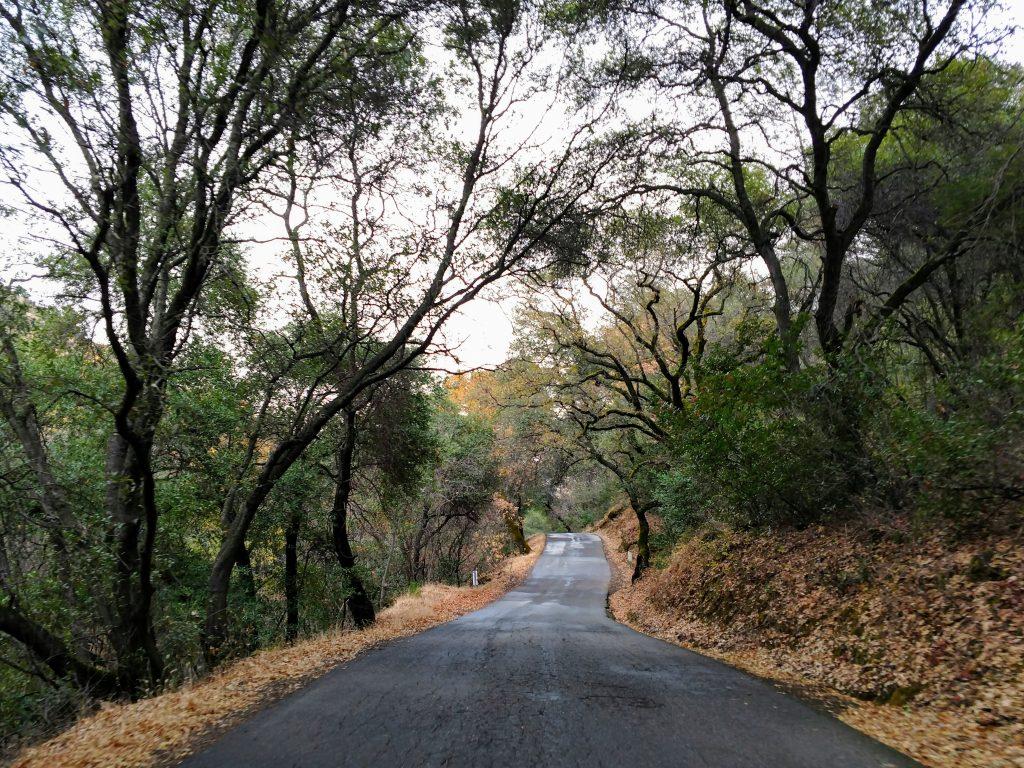 Mix Canyon Road
