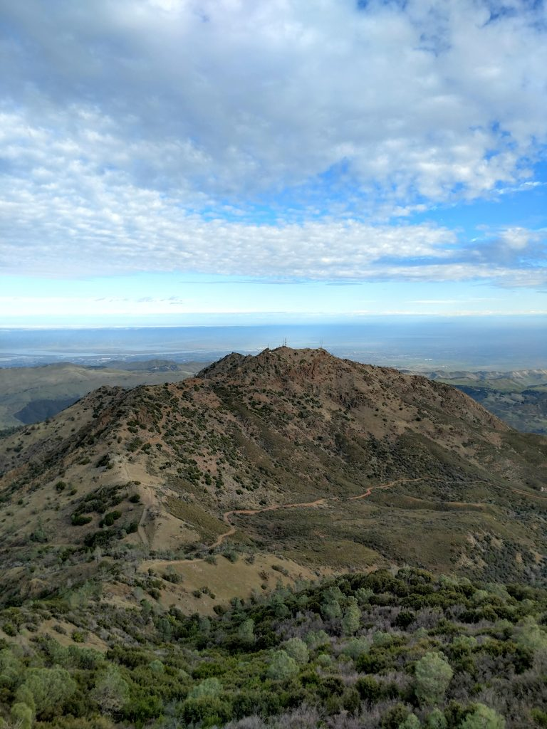 North Peak Mt Diablo