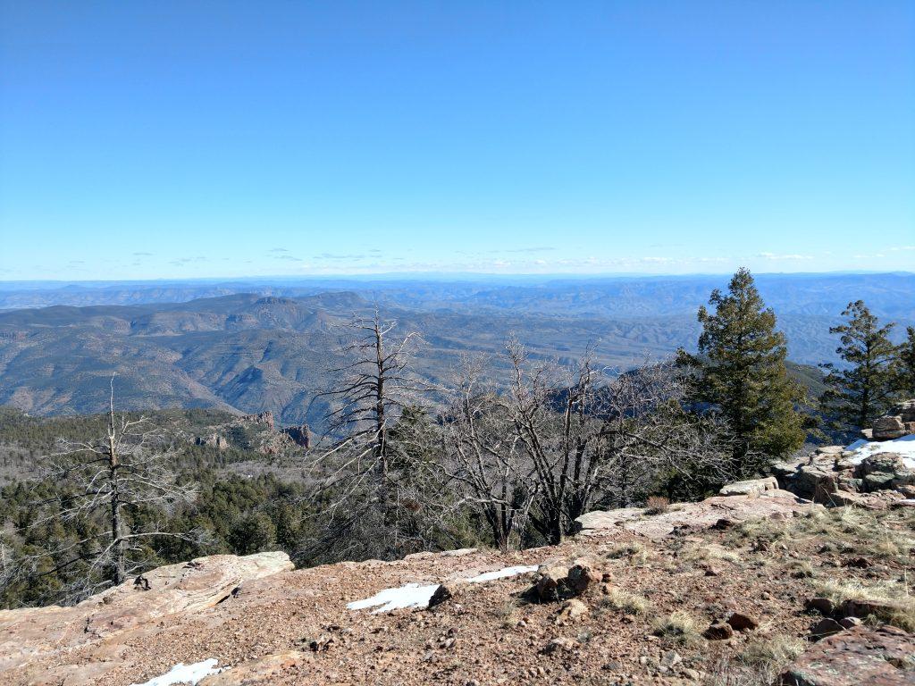 Aztec Peak