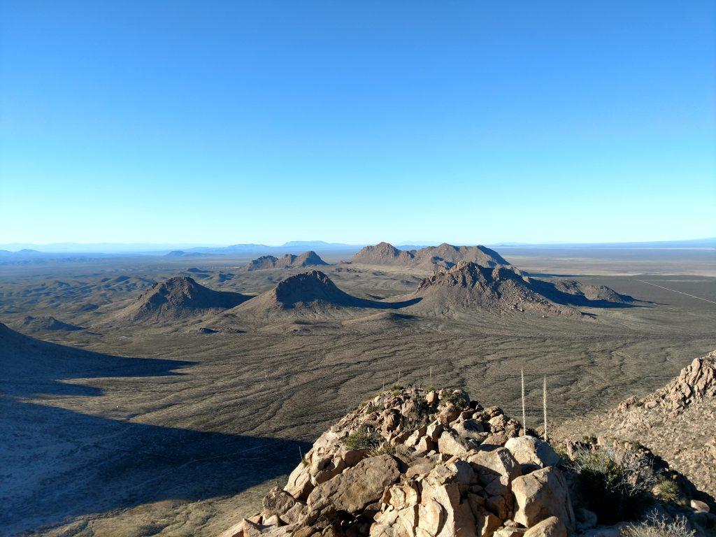Doña Ana Mountains New Mexico