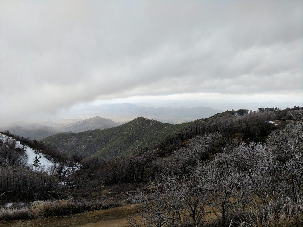 Mount Pinal