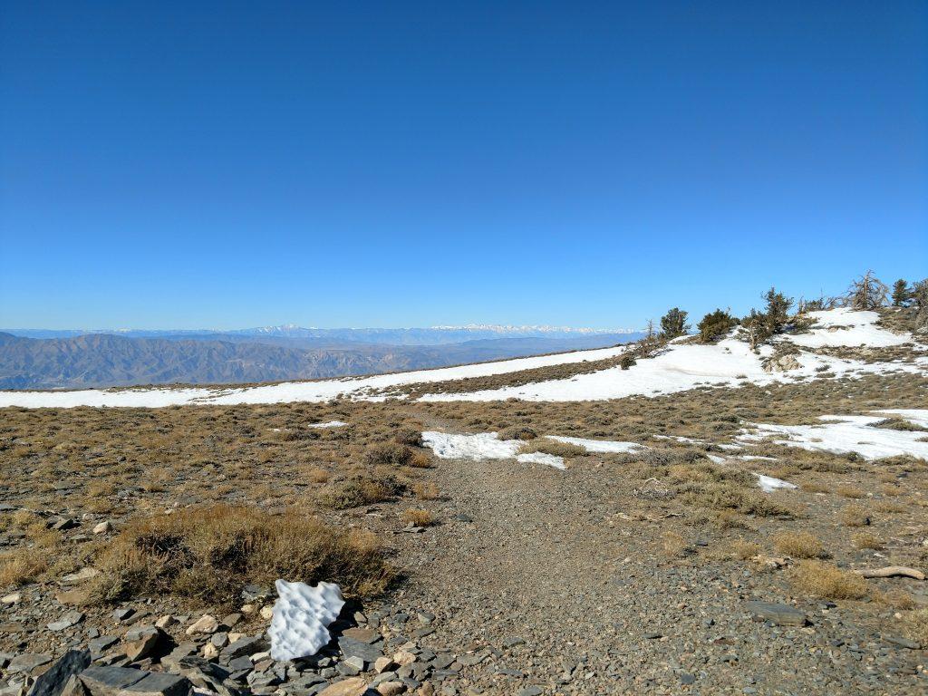 Telescope Peak Saddle