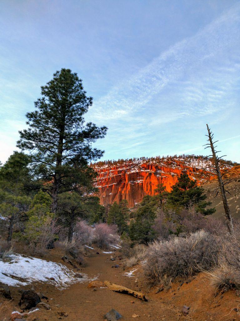 Red Mountain amphitheater