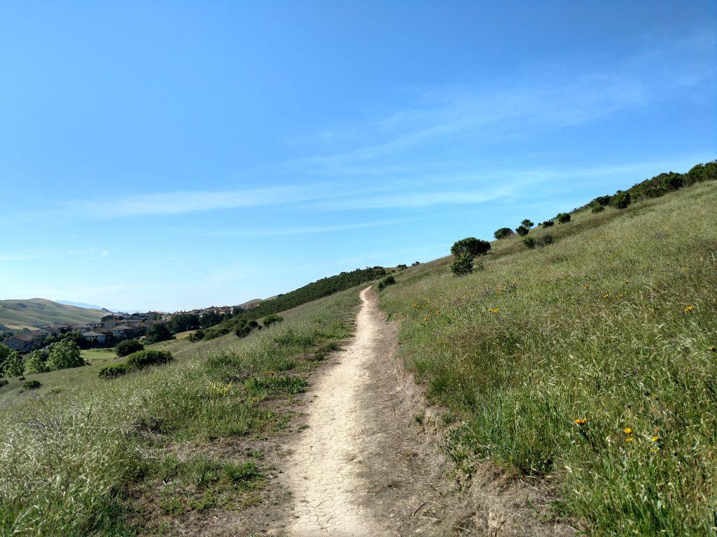 Bay Area Ridge Trail Solono County