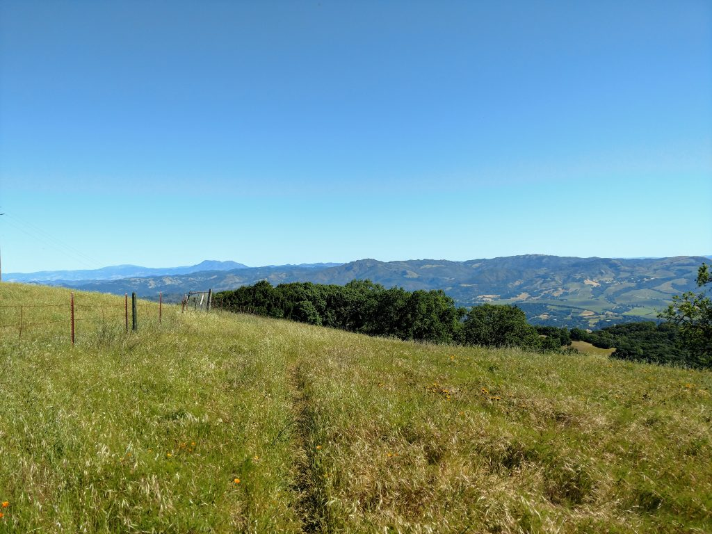 Jack London State Park High Point