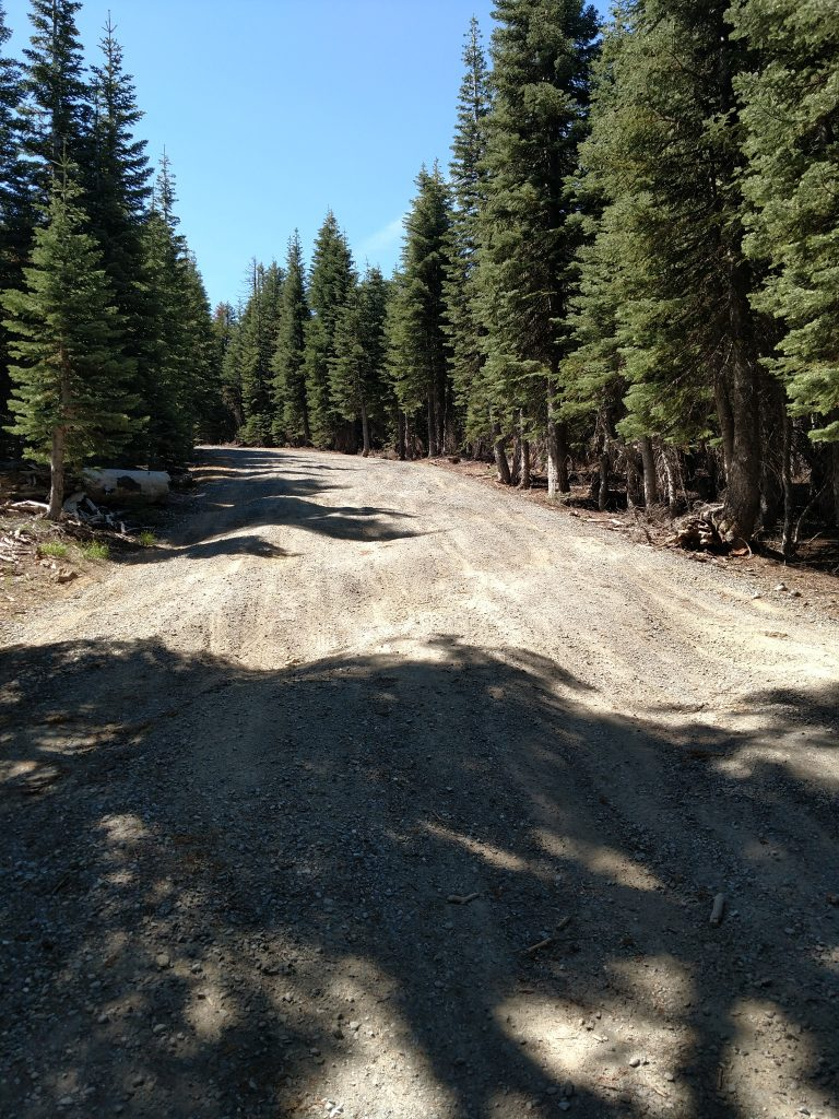Black Butte Road