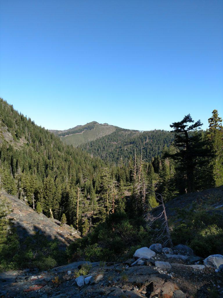 Rays Peak
