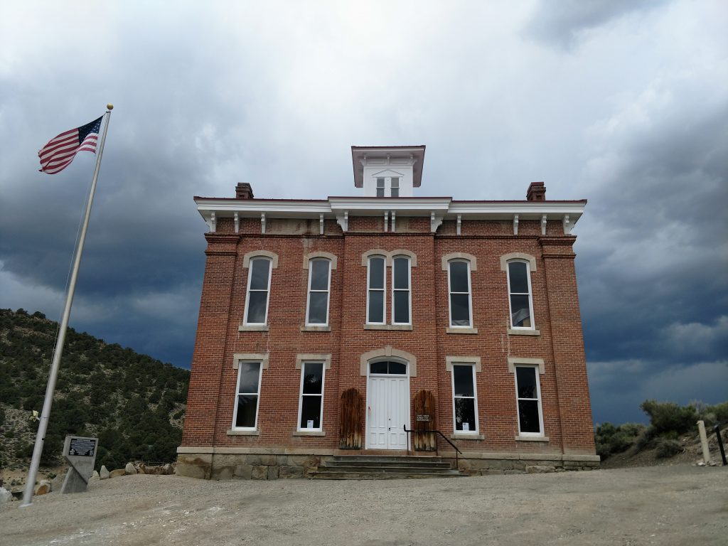 Belmont Courthouse