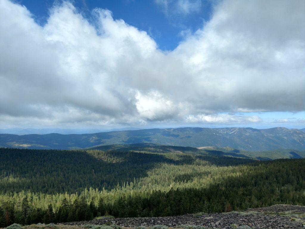 Mt Ingalls Summit