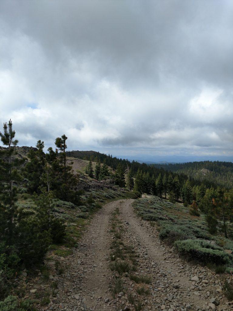 Down Mt Ingalls