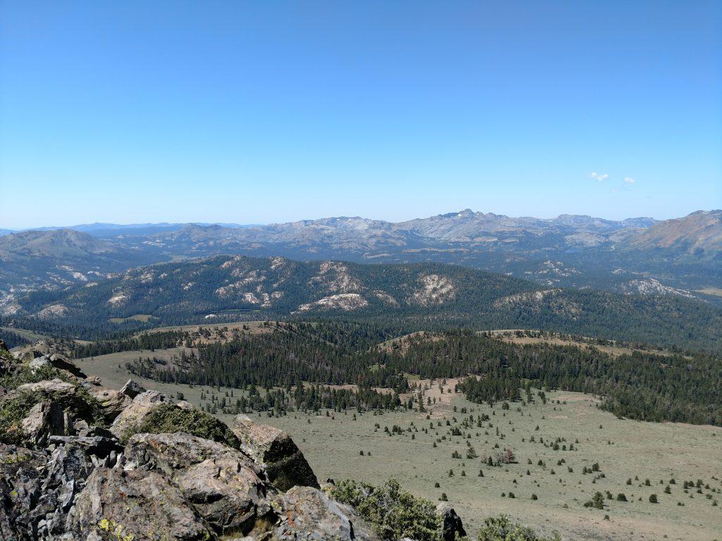 Hawkins Peak Summit