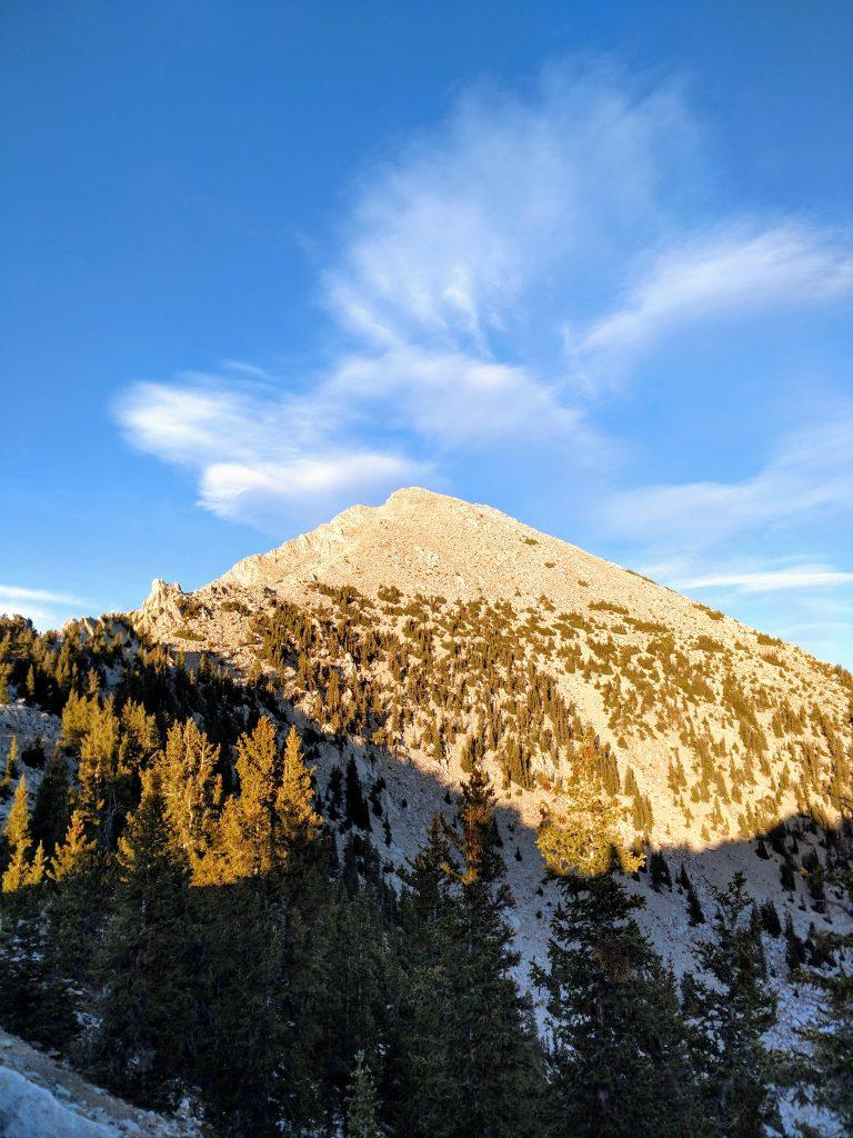 Mount Ibapah Utah