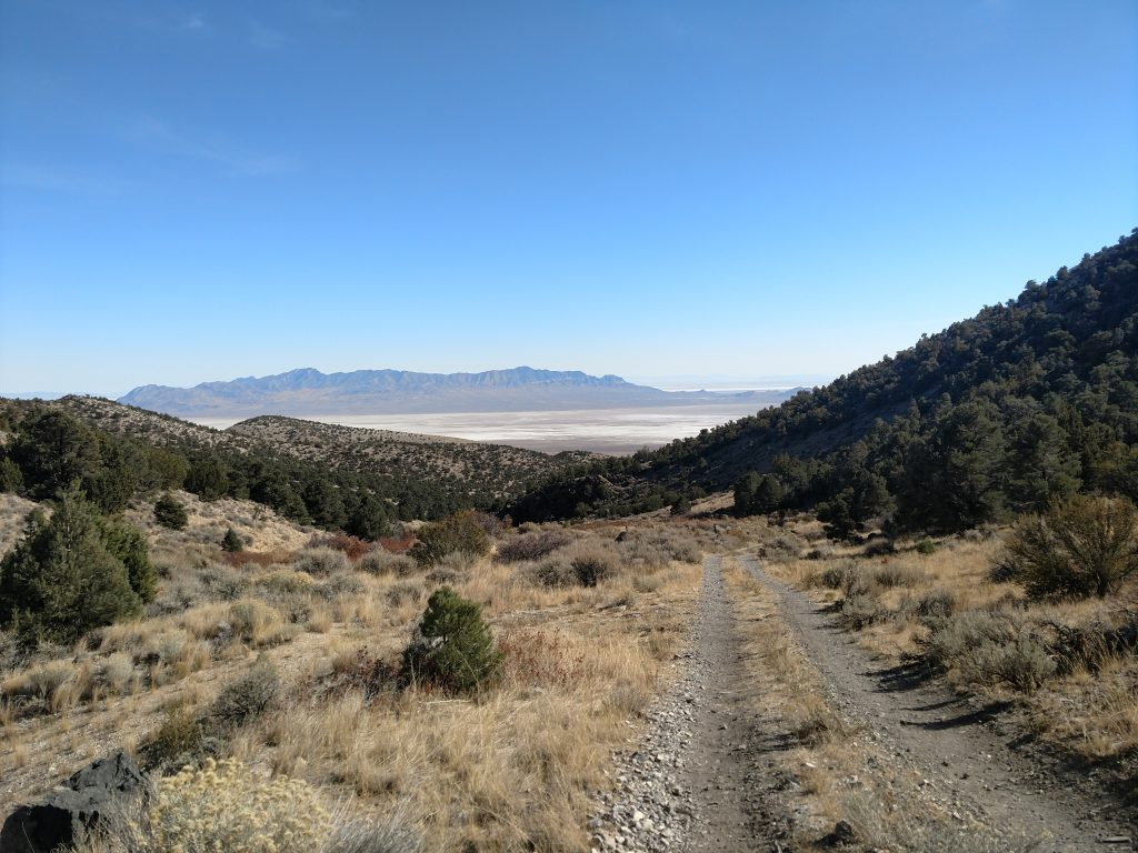 Miners Canyon Road