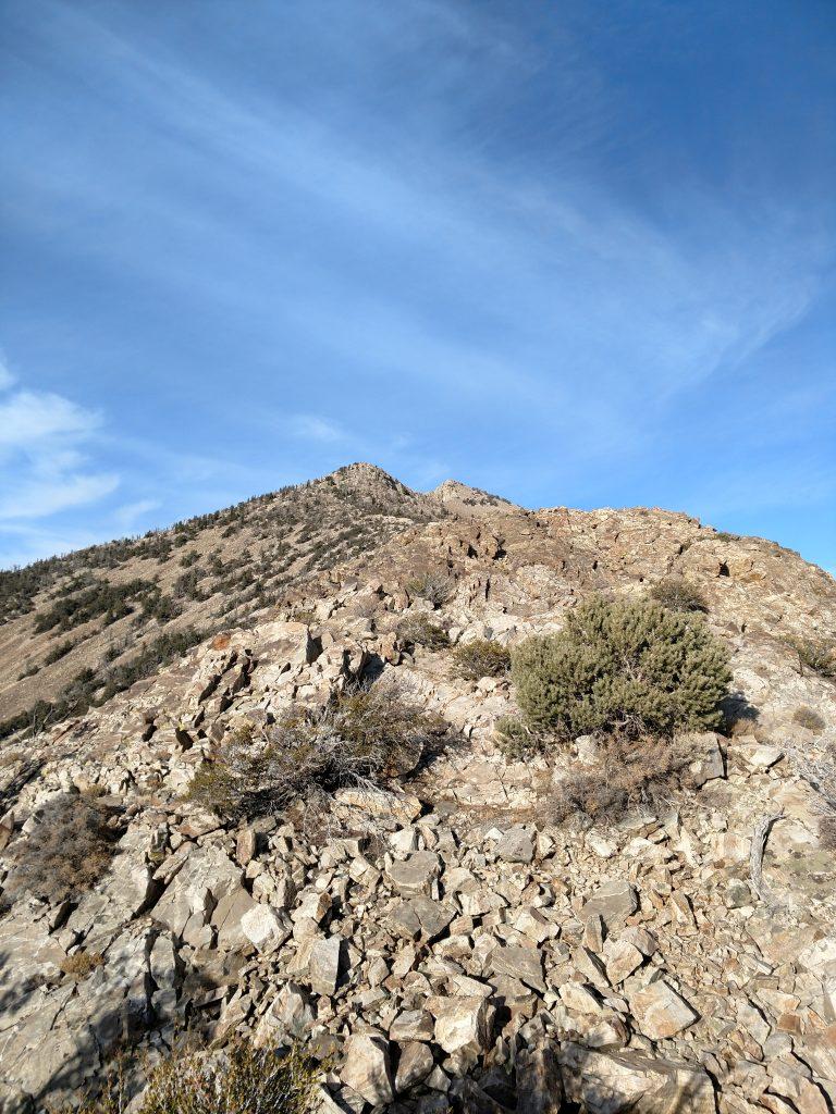 Pilot Peak Nevada