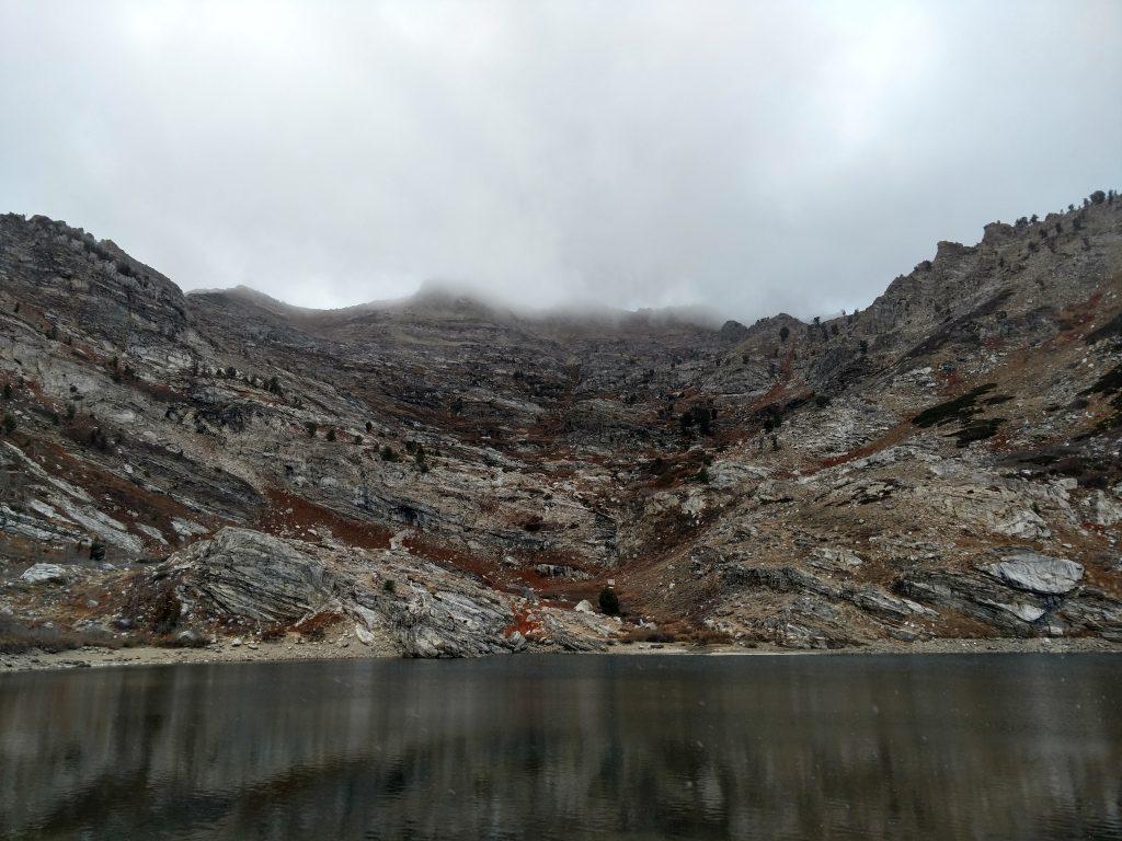 Greys Peak Nevada