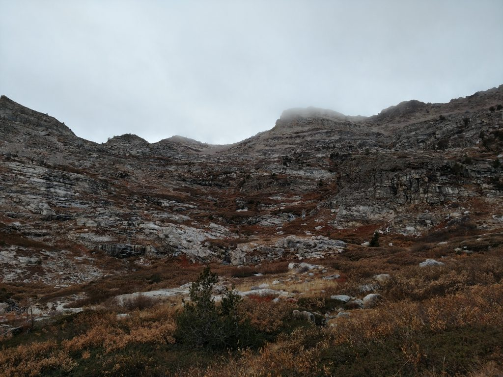Greys Peak Nevada East Humboldt range