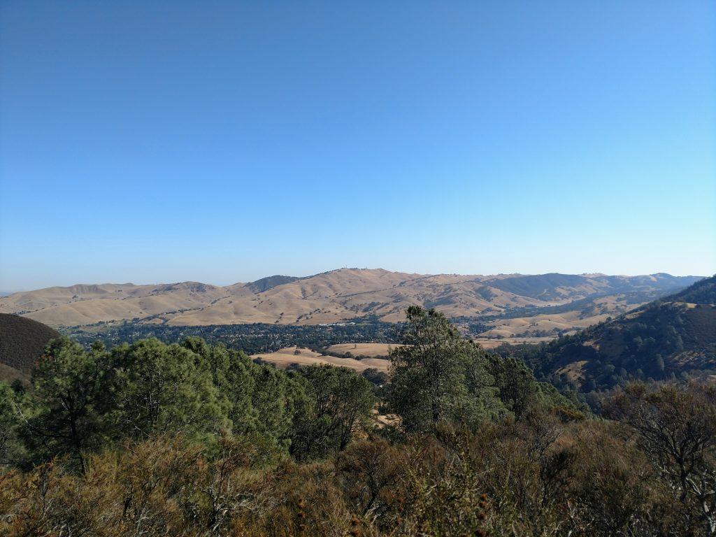 Mt Diablo State Park