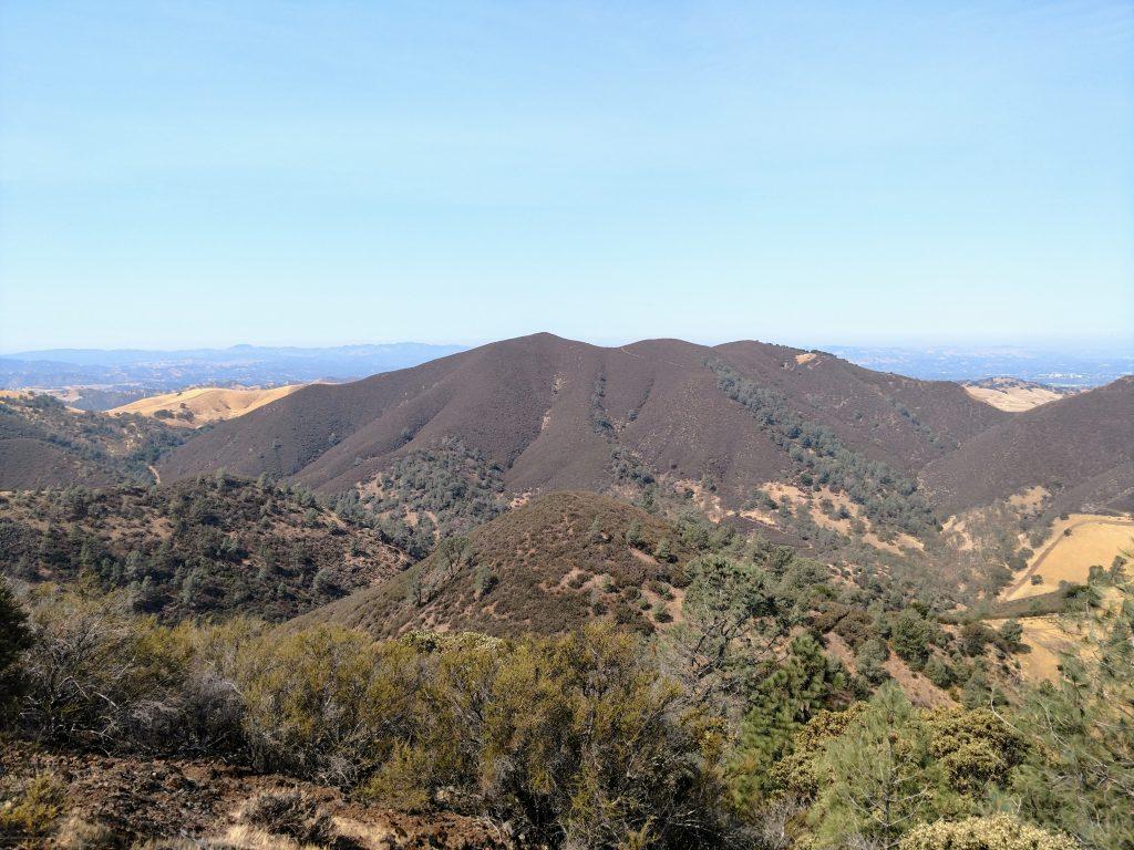 Black Point Mt Diablo State Park