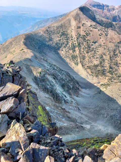 Nevada Matterhorn Mountain